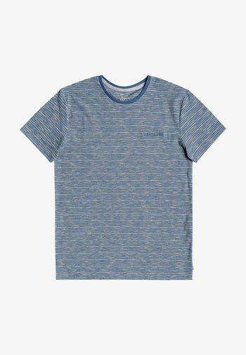 KENTIN - Print T-shirt - kentin captain blue