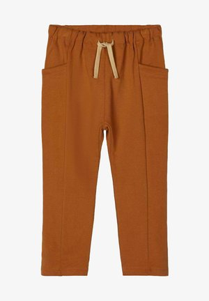 Tracksuit bottoms - glazed ginger