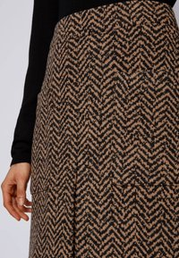 BOSS - C_VACEVY - A-line skirt - patterned - 3