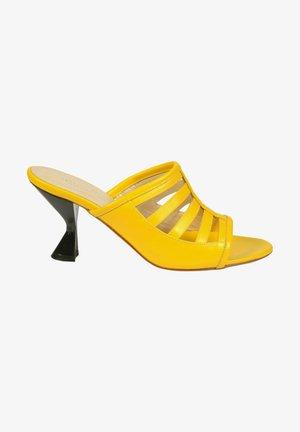 Ciabattine - yellow