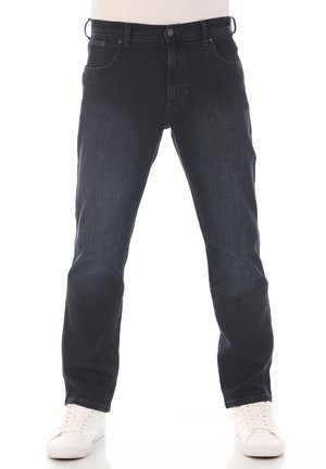 TEXAS STRETCH - Straight leg jeans - smoke blue