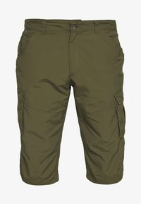 ARDOCH - Outdoor shorts - dark olive