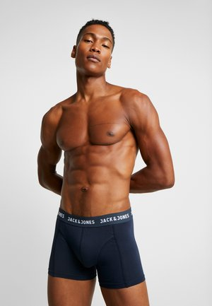 JACANTHONY TRUNKS 3PACK - Shorty - blue nights
