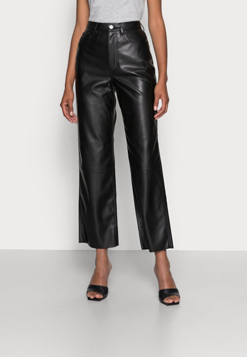 Carin Wester - TROUSERS - Bukse - black