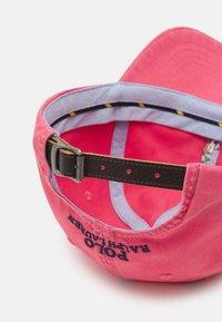 Polo Ralph Lauren - CLASSIC SPORT UNISEX - Czapka z daszkiem - nantucket red - 3