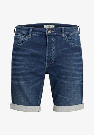 SHORTS REGULAR FIT - Denim shorts - medium blue denim