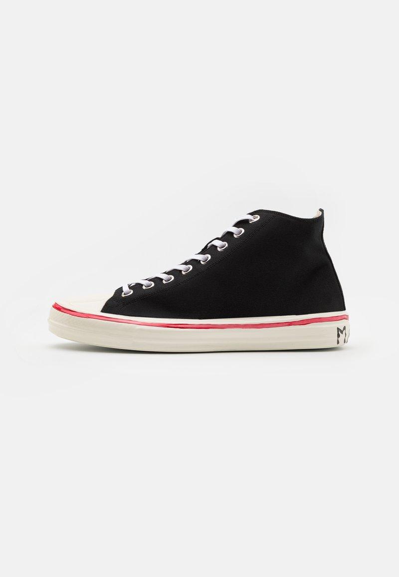Marni - Sneakers hoog - black/lilywhite