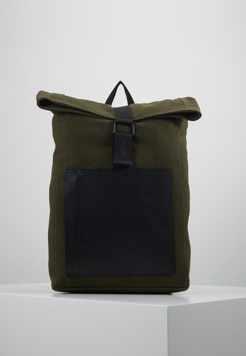 Zign - UNISEX - Rygsække - oliv/black