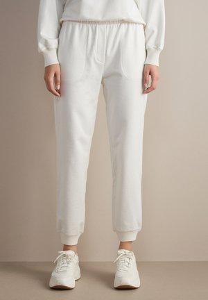 Tracksuit bottoms - bianco