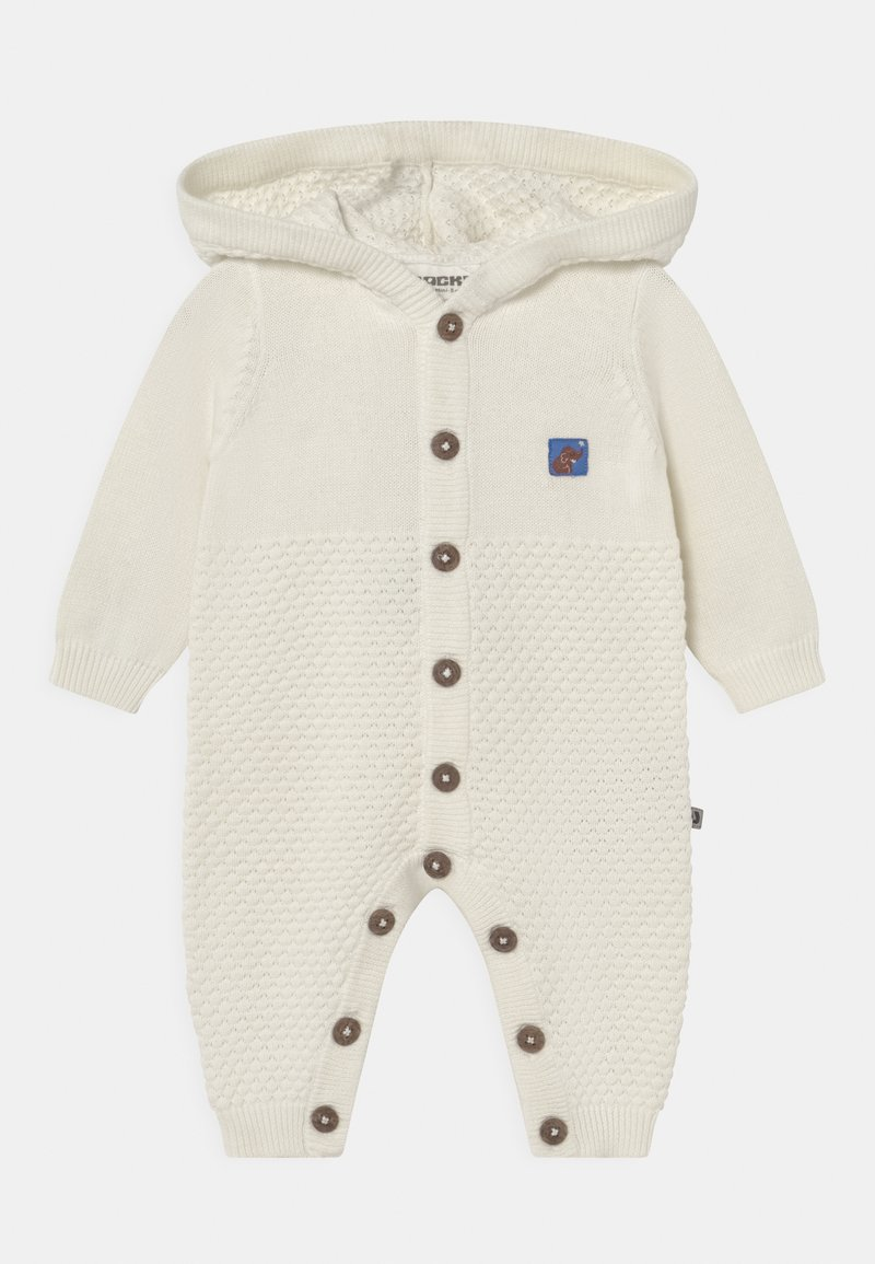 Jacky Baby - COZY ICE AGE - Jumpsuit - off-white