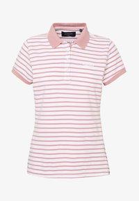 Superdry - STRIPE - Poloskjorter - pink - 3