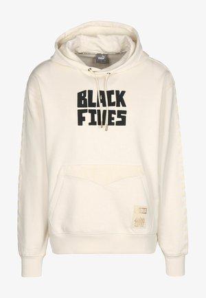 BLACK FIVES - Hoodie - beige
