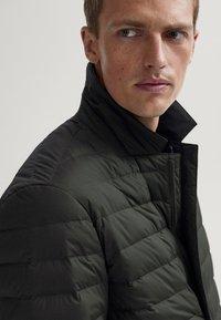 Massimo Dutti - Winter jacket - khaki - 3