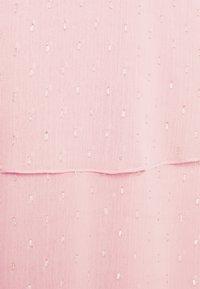 Swing - MIT GLITZERTUPFEN UND LANGEM STUFENROCK - Occasion wear - cherry blossom - 5