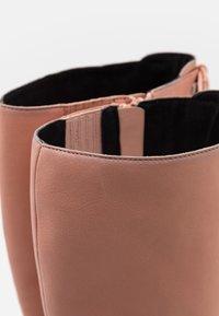 Jeffrey Campbell - PATTI - Lace-up boots - deep pink - 5