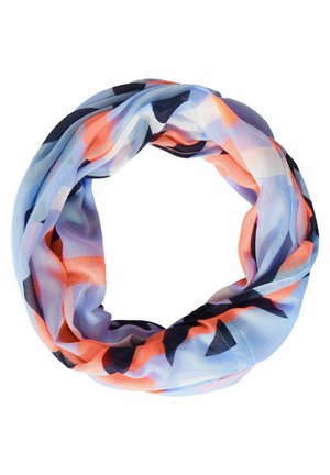LEICHT TRANSPARENTER LOOP - Snood - blau