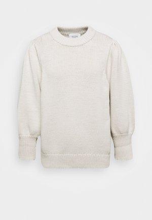 MYNTE ONECK - Jumper - antique white