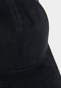 Flexfit - CORDUROY RETRO TRUCKER - Casquette - black - 5