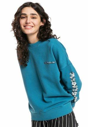 Sweater - moroccan blue