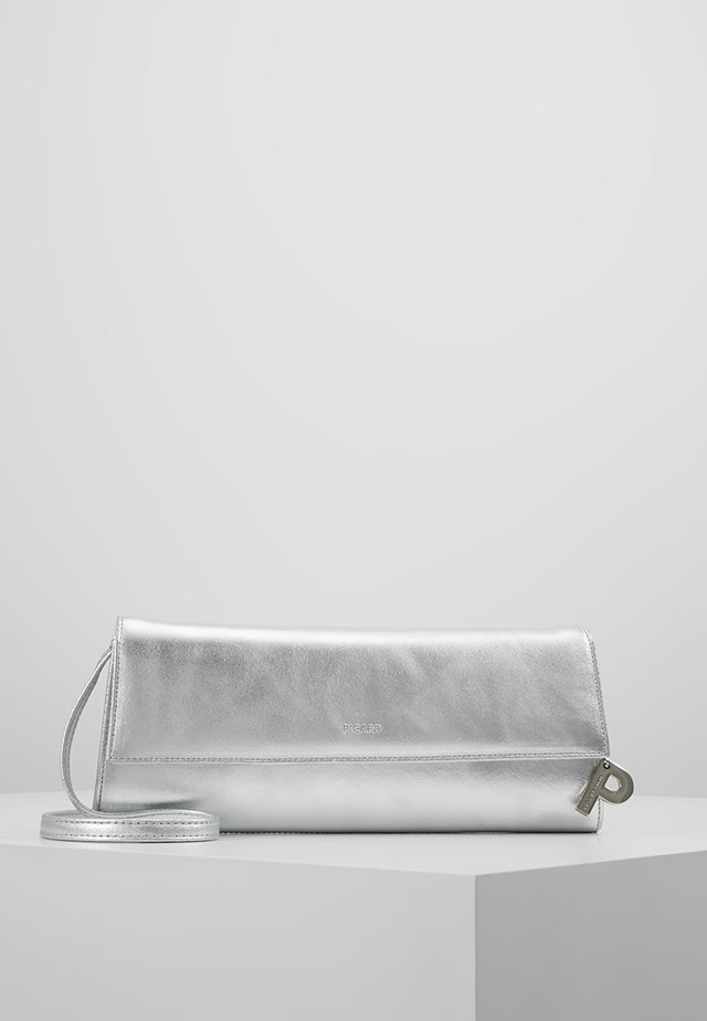 AUGURI  - Handbag - silber