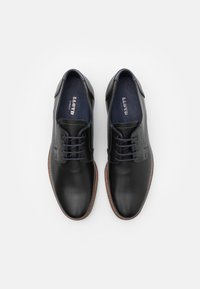 Lloyd - LAREDO - Lace-ups - black/midnight - 3