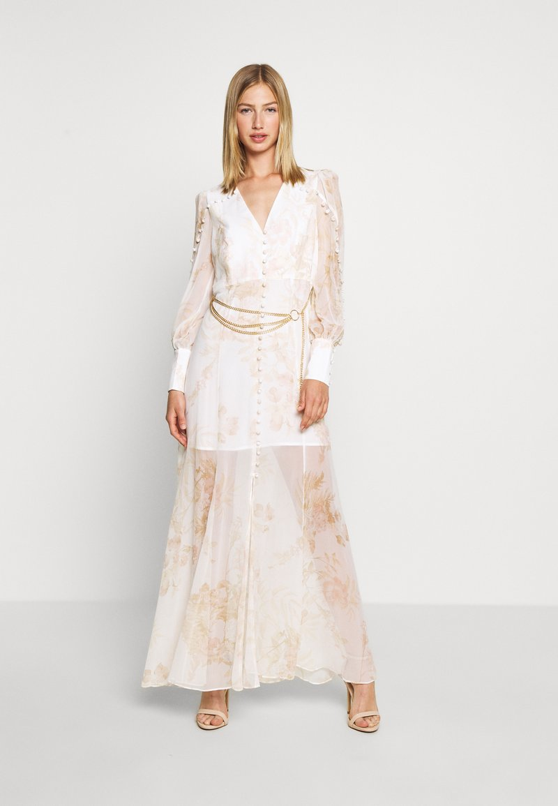 Thurley - SOMERSET MAXI DRESS - Galajurk - off white