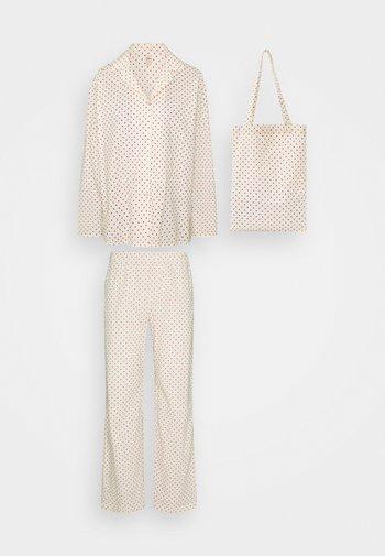 DYAMI - Pyjamas - whitecap gray