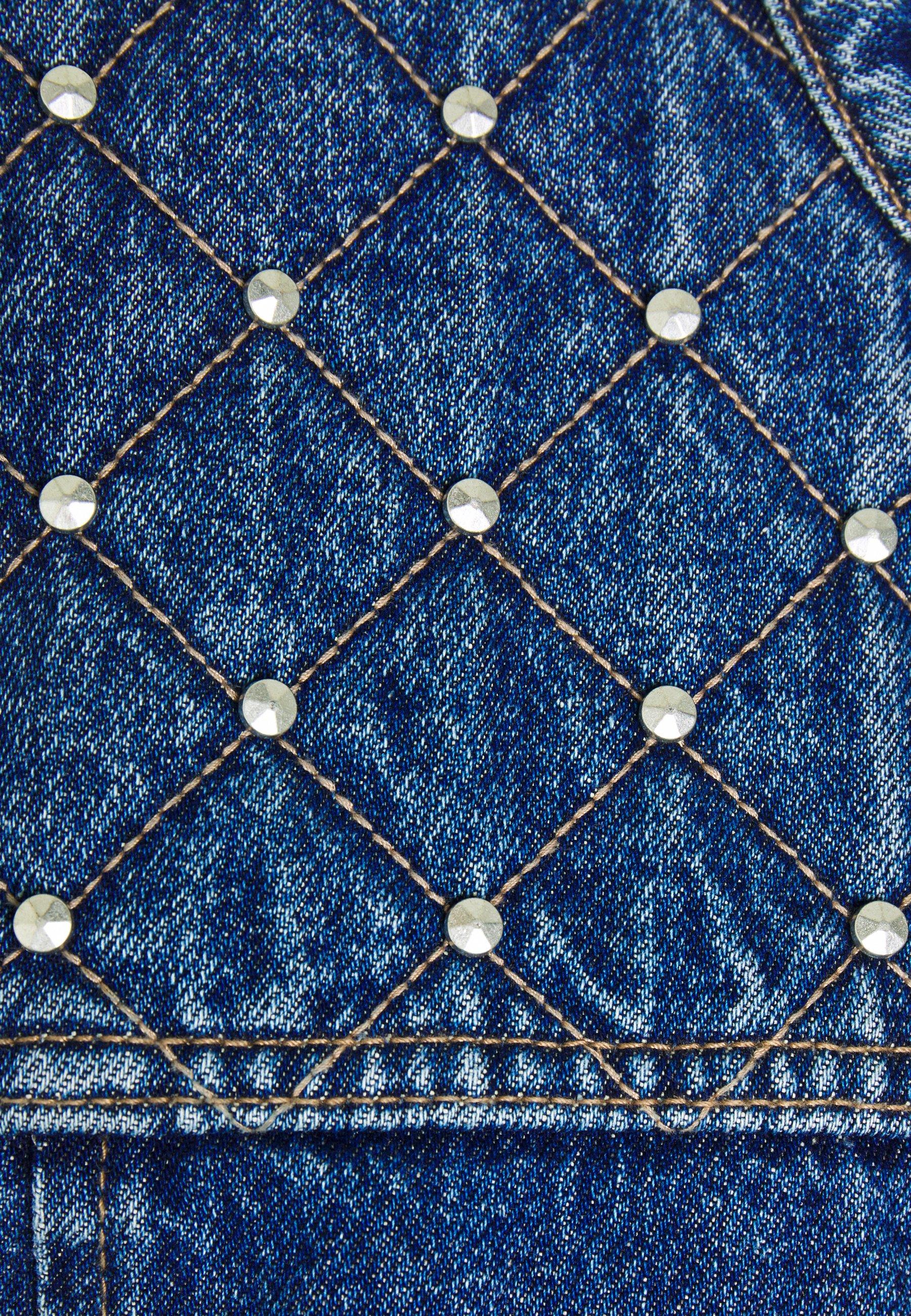 Perfect Women's Clothing Karen by Simonsen CATHRYN JACKET Denim jacket medium blue denim CYWoxJ6ua