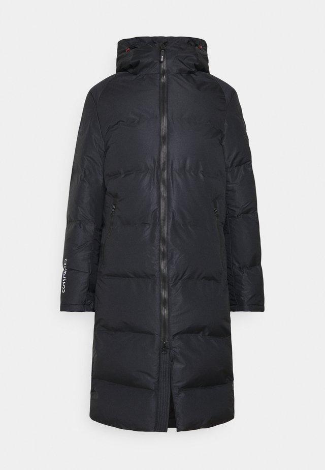 ECKBERG - Winter coat - black