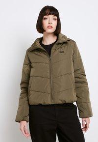 Vans - Winter jacket - grape leaf - 0