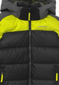 Icepeak - LOMBARD UNISEX - Snowboard jacket - green - 4