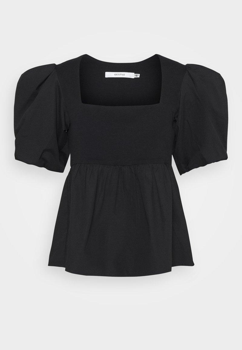 CRISTINGZ BLOUSE   Bluse   black