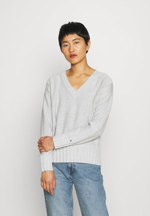 AIMY - Jumper - light grey