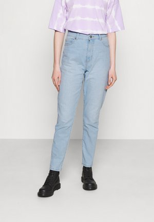 NORA - Jeans straight leg - superlight blue