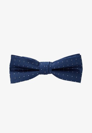 PEBBLE DOT BOWTIE - Bow tie - navy