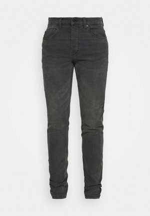 ONSLOOM LIFE SLIM WASHED  - Slim fit jeans - black denim