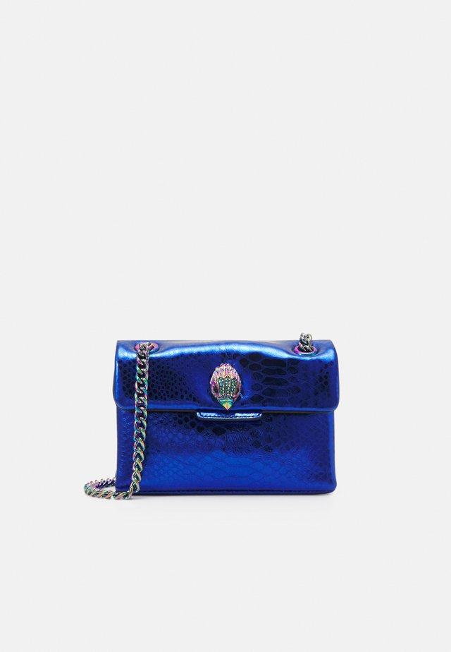 MINI KENSINGTON BAG - Across body bag - blue