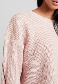 New Look - FASHIONING JUMPER - Pullover - nude - 5