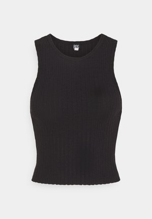 HIGH TANK - Top - black