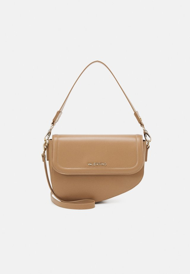 BICORNO - Handbag - beige