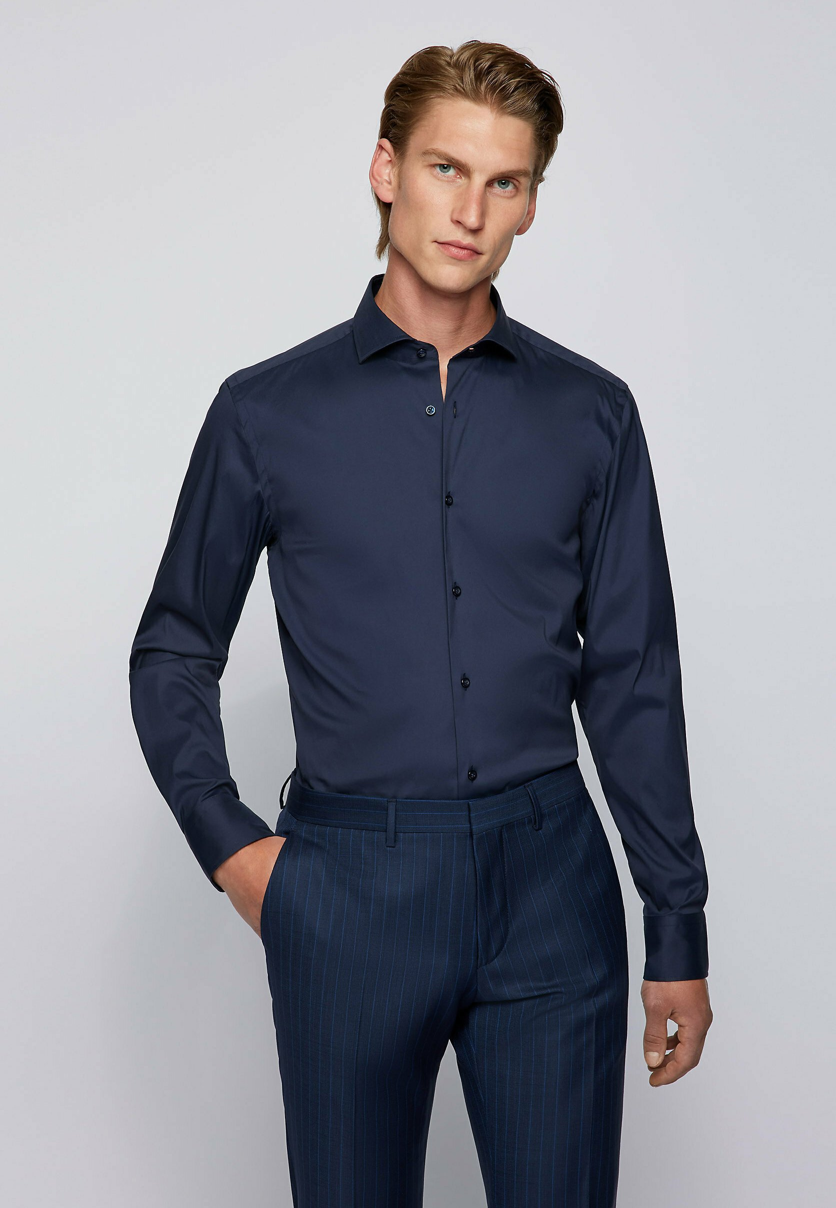 Men SPREAD - Formal shirt