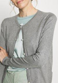 Anna Field - Cardigan - mottled grey - 5