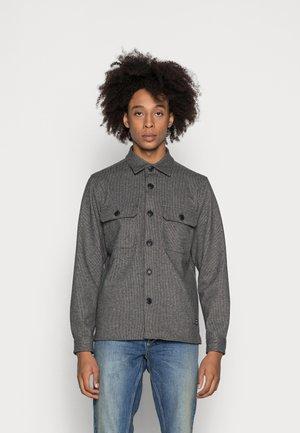 TOPPER GUAN - Overhemd - mid grey