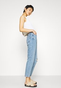 Gina Tricot - DAGNY HIGHWAIST - Jeans relaxed fit - blue - 4