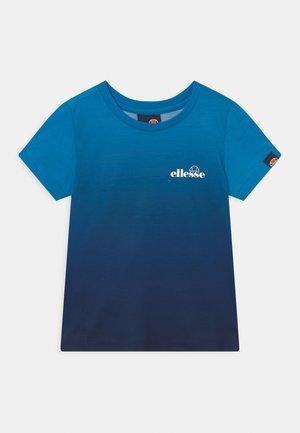 STAGNA TEE - Camiseta estampada - blue