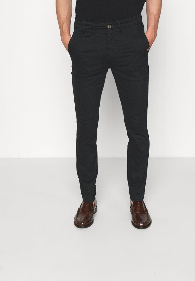 TOUCH DILAN - Pantaloni - dark blue/navy