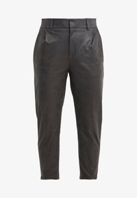 DRYKORN - FIND - Trousers - black - 4