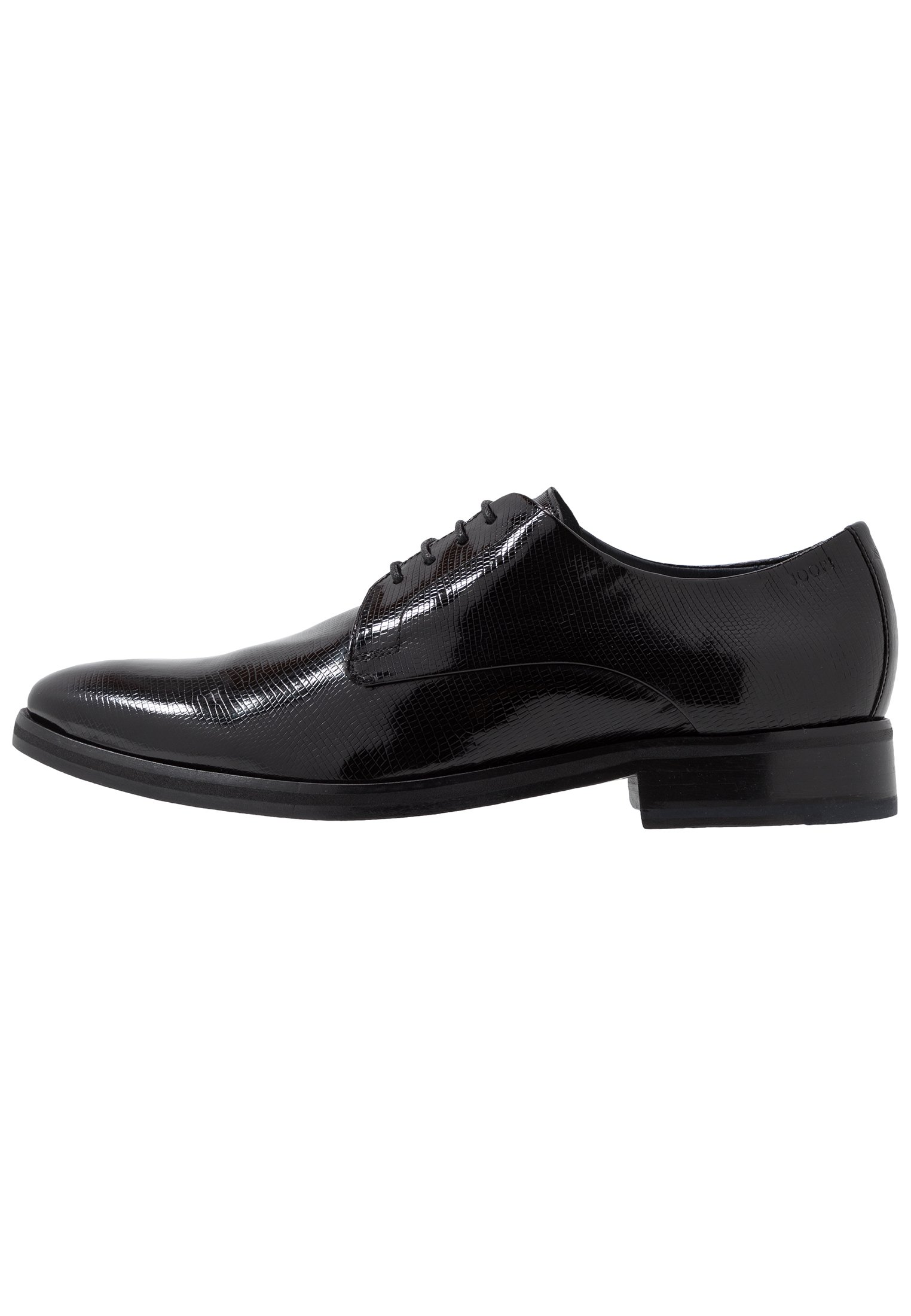 SERAFINO DERBY Veterschoenen black