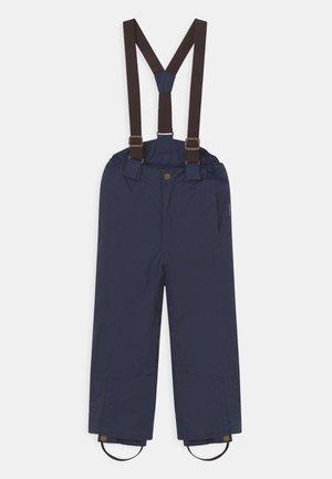 WITTE UNISEX - Snow pants - blue nights