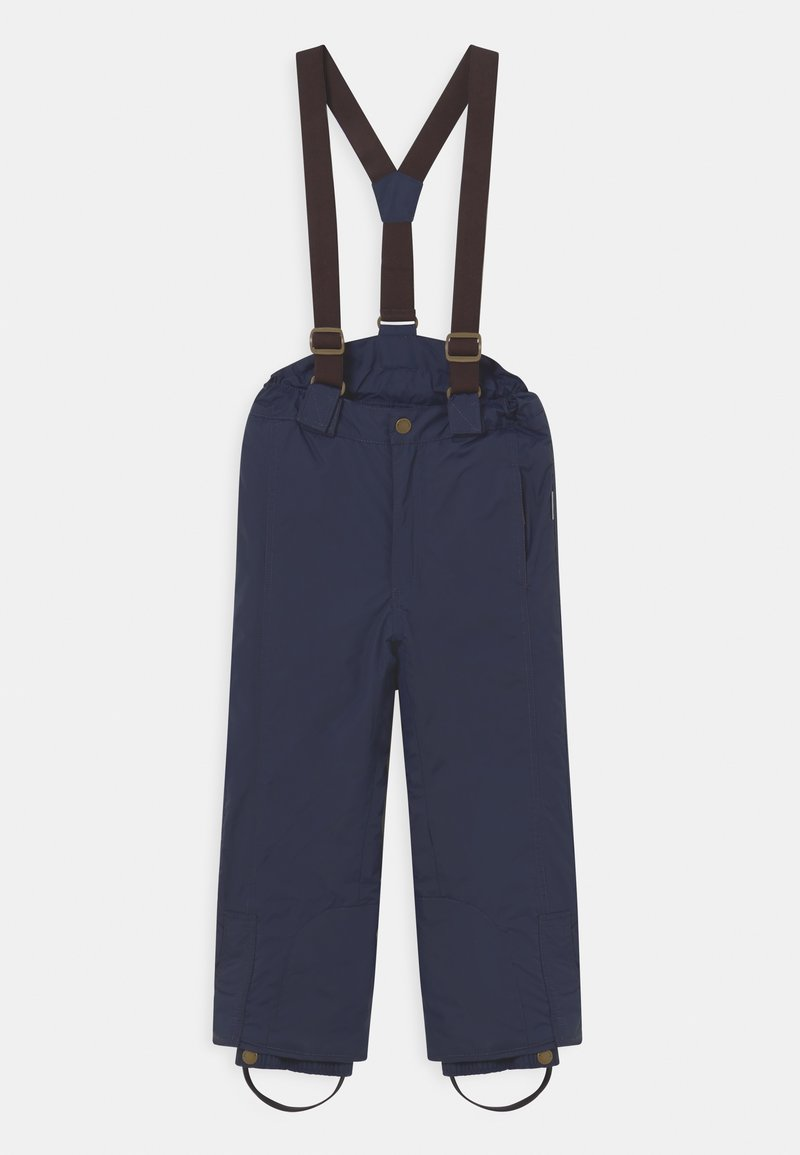 MINI A TURE - WITTE UNISEX - Snow pants - blue nights